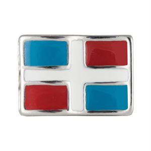 Picture of Dominican Republic Flag Charm